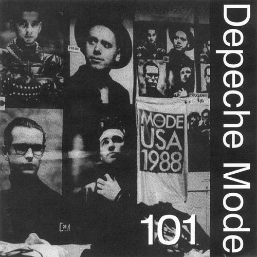 depeche mode 101. Black Bedroom Furniture Sets. Home Design Ideas